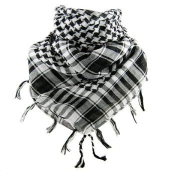 Beltmasters Very Soft Houndstooth Neck Scarf Kanye West Style Different Colors Available