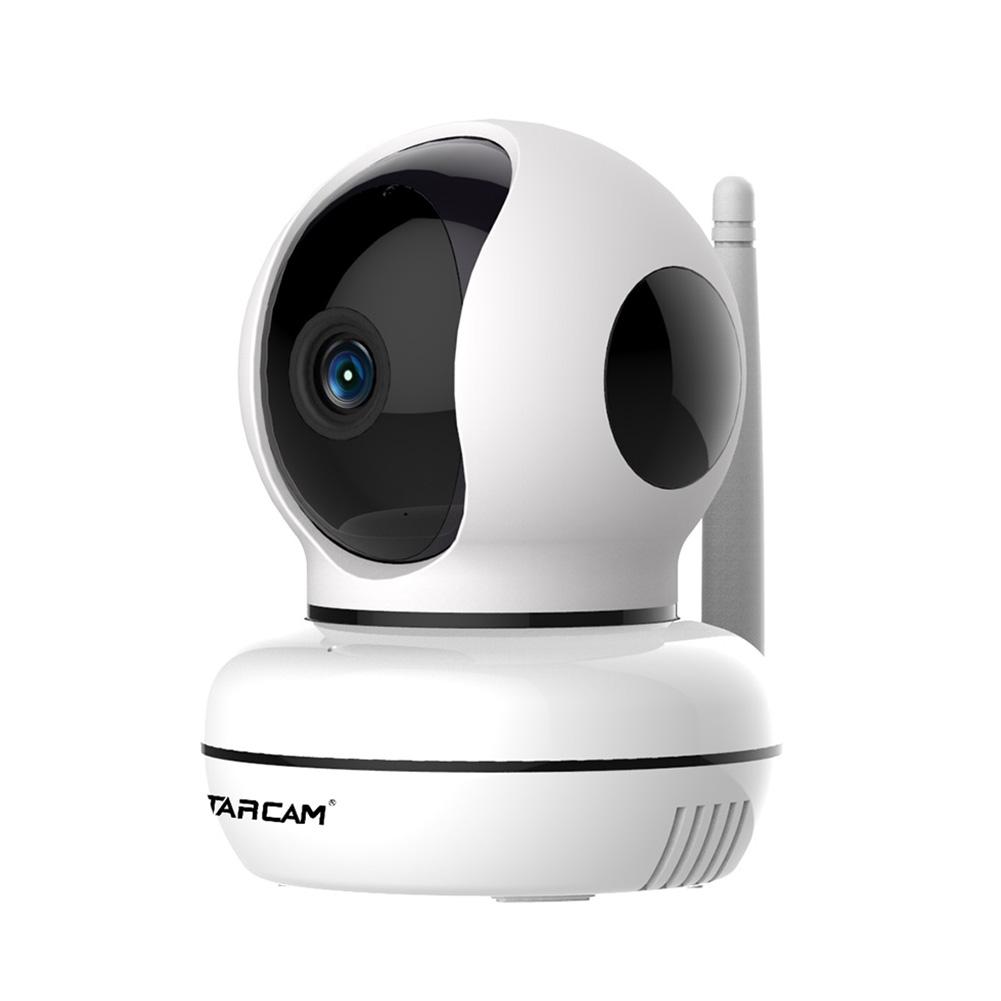 VSTARCAM C46S Smart IP Camera 1080P FHD Two way Audio Infrared Night Camera UK plug