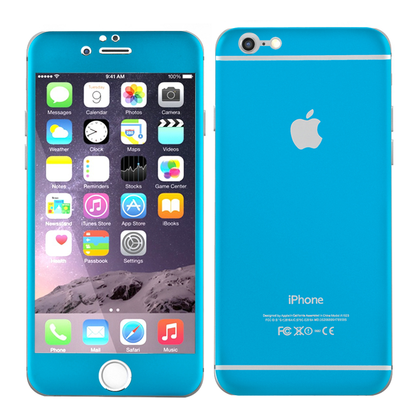 iPhone 6, 4.7 Inch Protective Cover (Blue)
