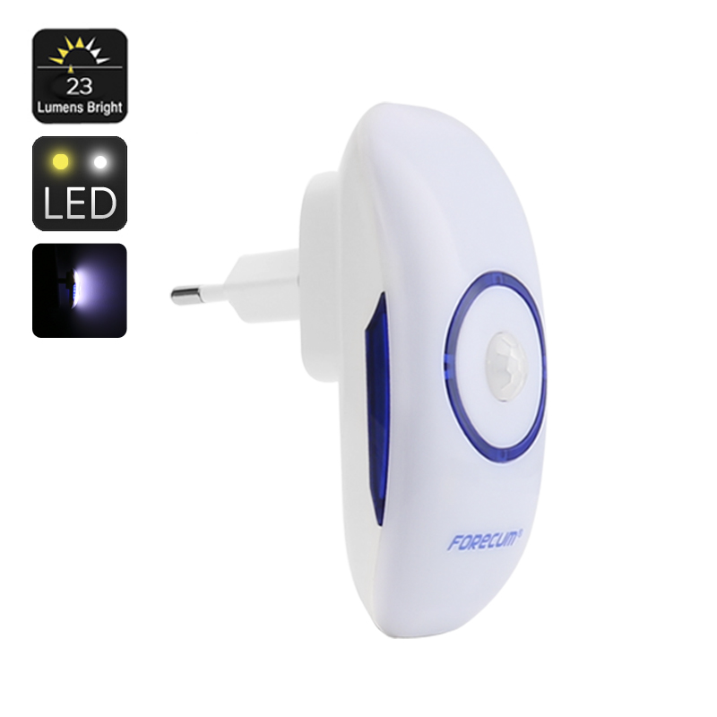 Smart LED Motion Sensor Light