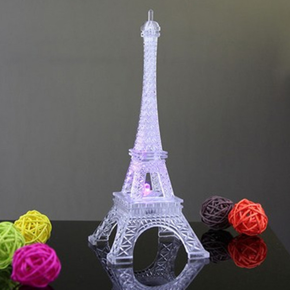 Eiffel Tower LED Night Light Small