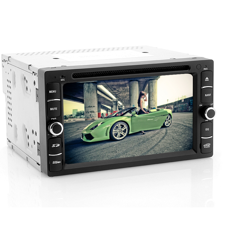 Android Car DVD w/ Dual DVB-T ANT - Kryponite