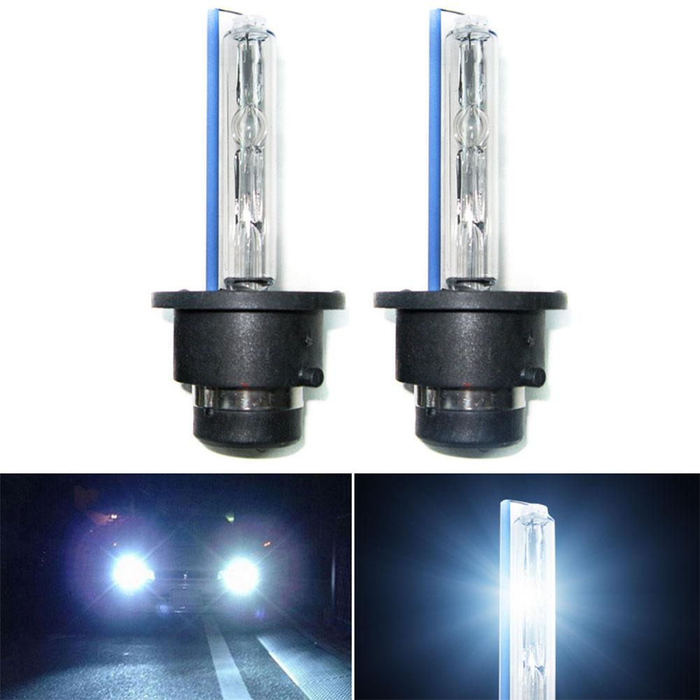 2pcs/Set 35W D2S/D2C/D2R Xenon HID Foglights Bulbs 4300K-12000K Headlight 6000K
