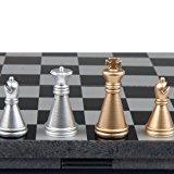[EU Direct] Travel Magnetic Chess Mini-Set -with storage box