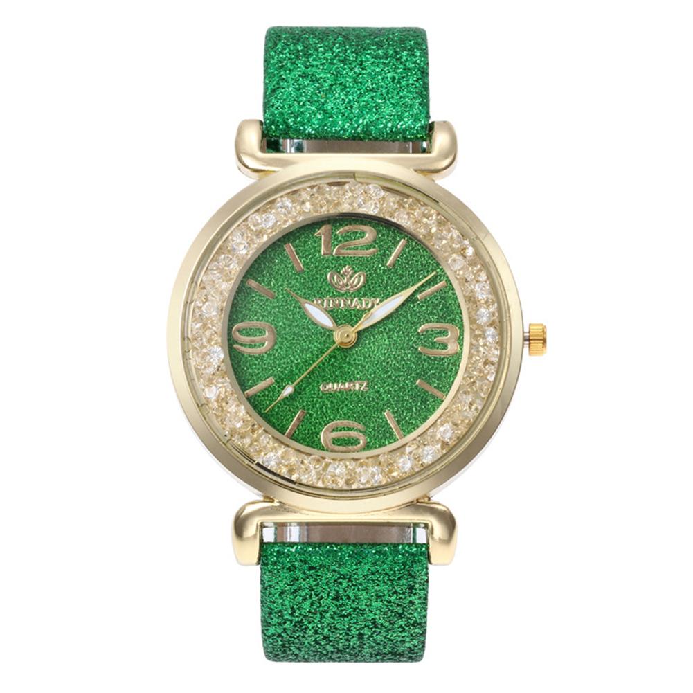 Women Diamond Delicate Quartz Wrist Watch Luxury Shinning Fashion Watch