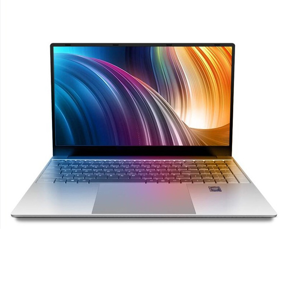Core I3 15.6 Inch Laptop 8G RAM 512GB Hard Disk IPS Display Win10 OS Notebook with Backlit Key