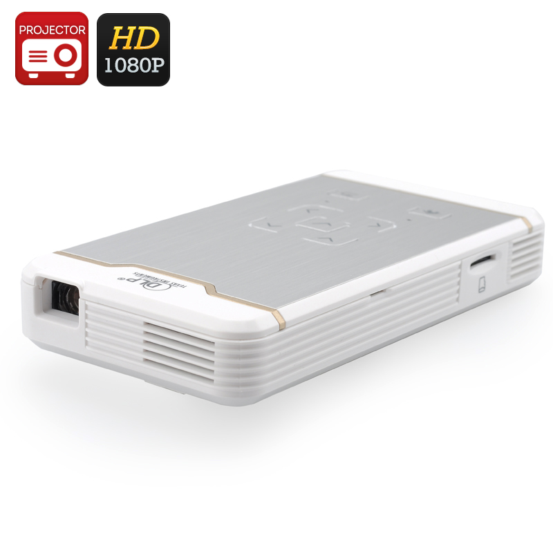 wholesale mini wireless dlp pocket projector from china