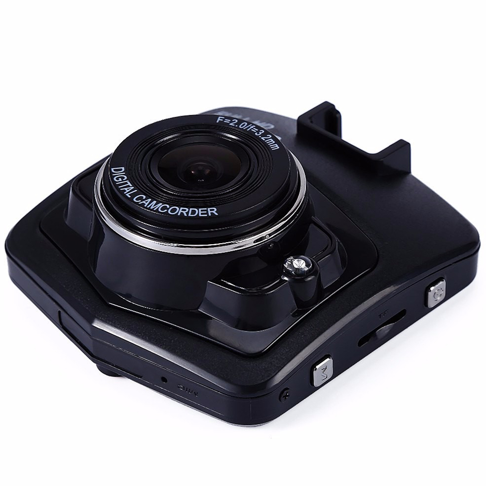 New Mini Car DVR Camera full High Definition 1080P Recorder G Sensor Night Vision Dashboard Camera black