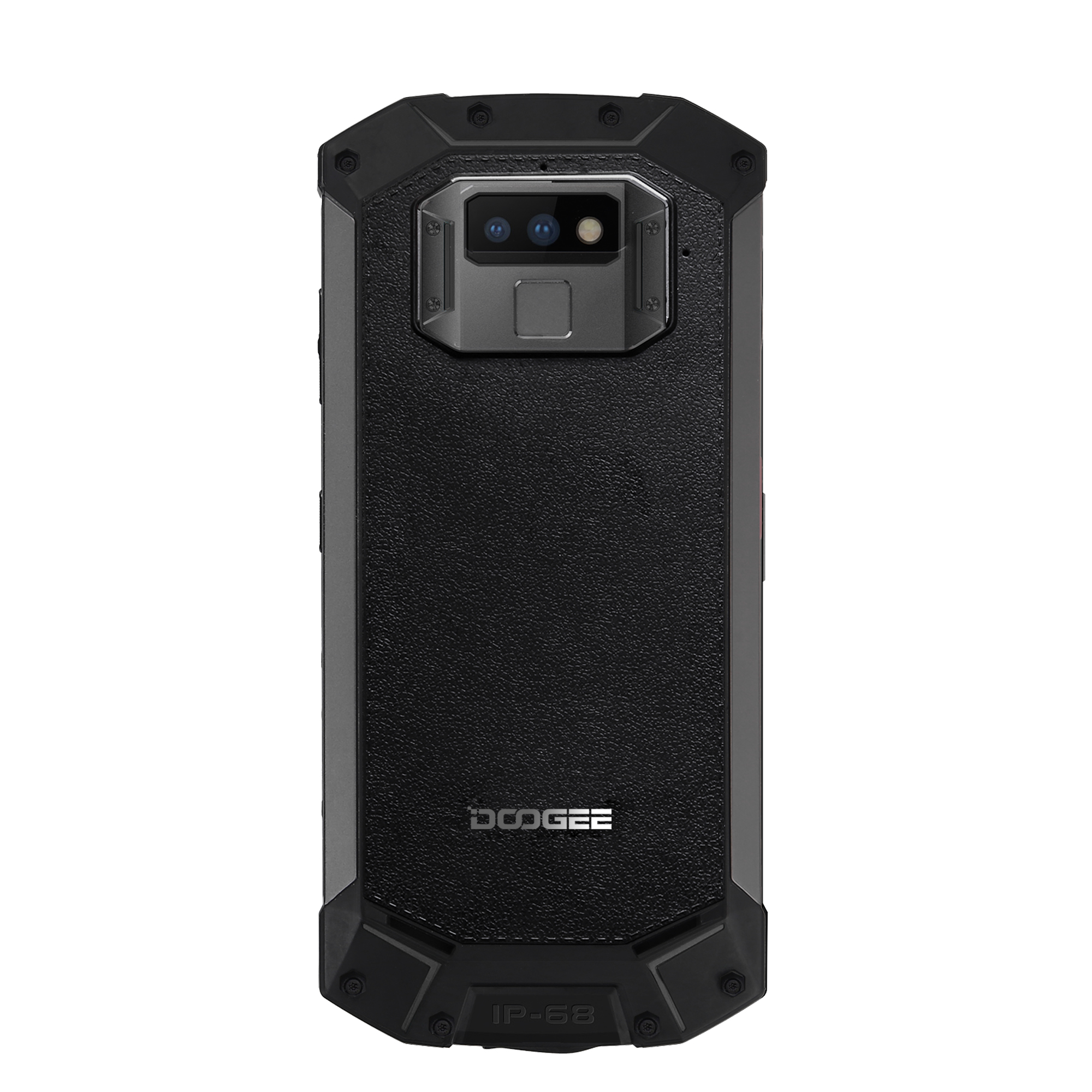 DOOGEE S70 Lite Waterproof Mobile Phone Wireless Charge NFC 5.99-Inch Core Android 8.1 4GB RAM Smartphone (Black)