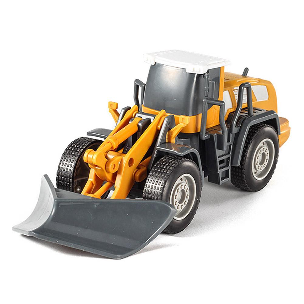 Kids Boys Large Simulation DIY Assembling Inertial Engineering Vehicle Modeling Toy