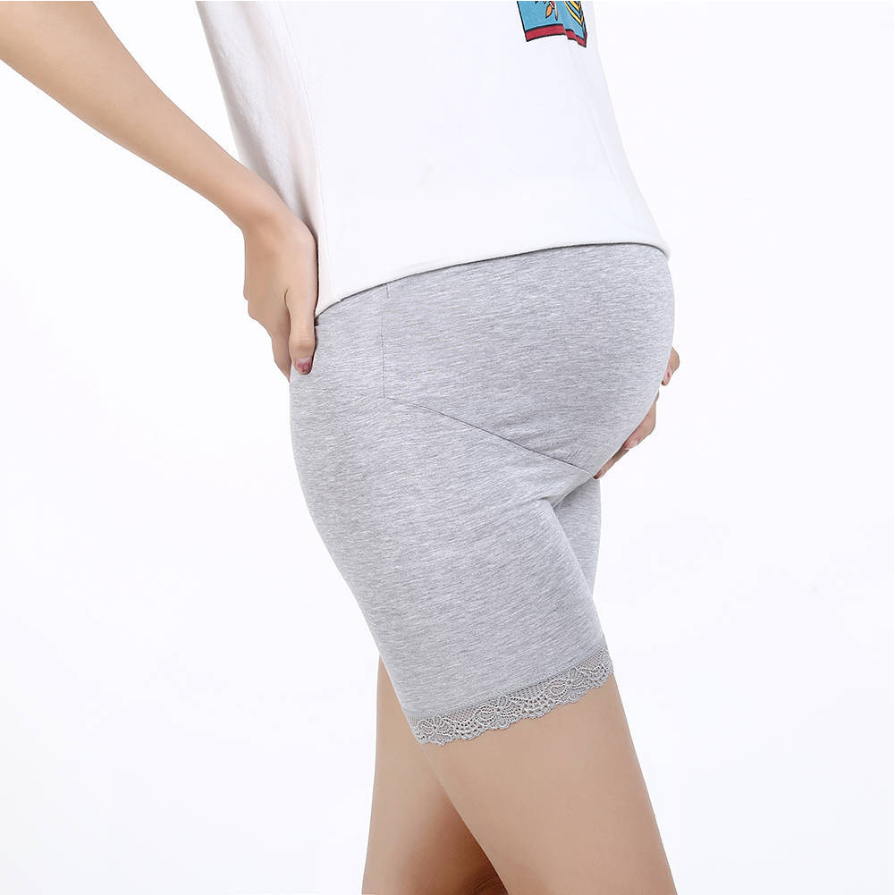 Loose Large Size Abdomen Support Safty Underpants for Pregnant Woman