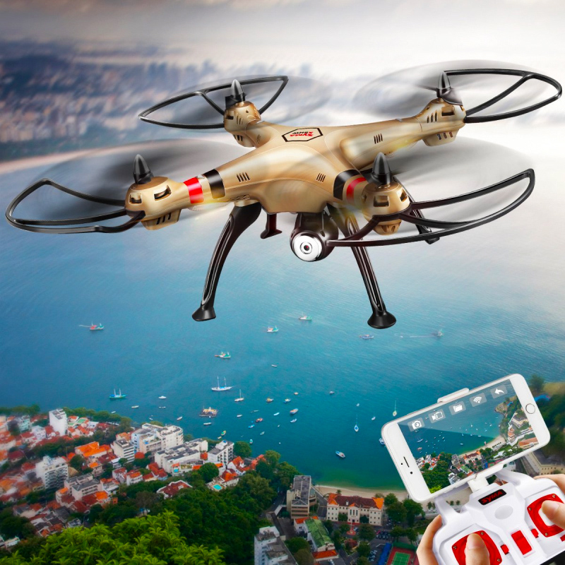 Wholesale SYMA X8HW Drone - FPV Quad Copter From China