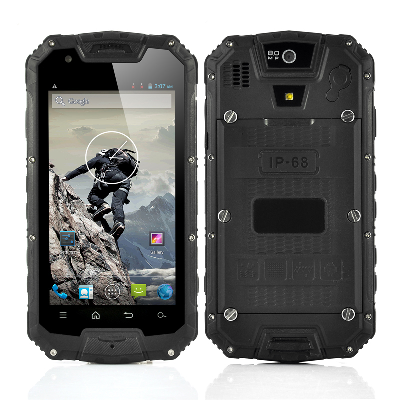 Rugged Quad Core Android 4.2 Mobile Phone