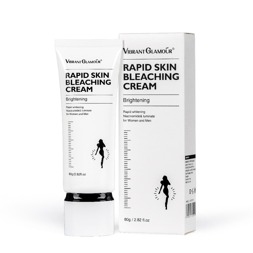 Light  Beautiful  Skin  Cream Refreshing Moisturizing Rejuvenating Concealer Body Lotion 80g