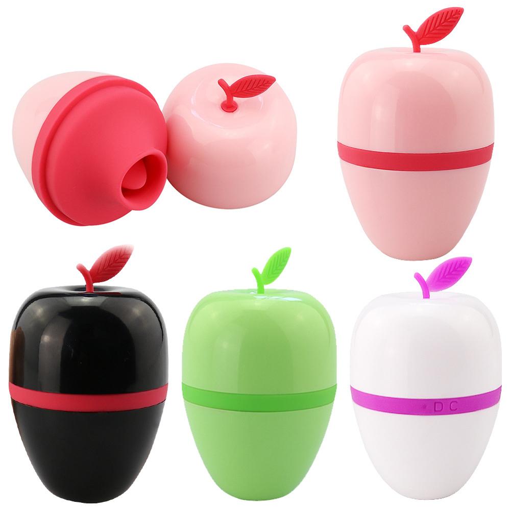 Women Dildo 7 Speeds Tongue Oral Licking Vibrators USB Vibrating Egg G-spot Vagina Massage Clitoris Stimulator Sex Toys purple