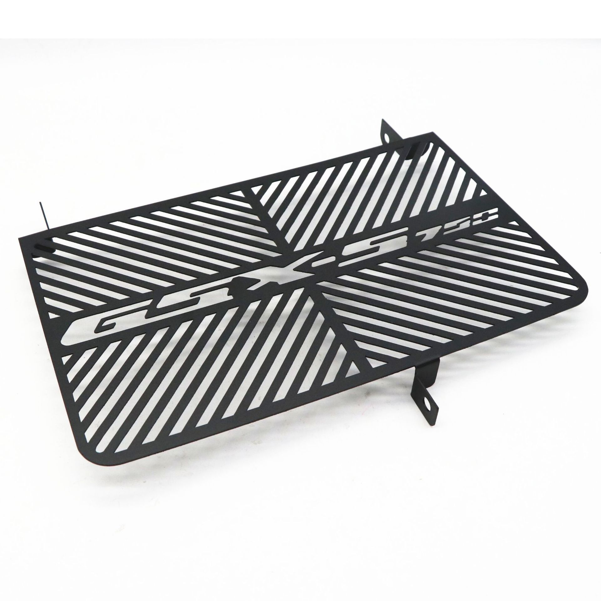 For SUZUKI GSX-S750 GSXS750 GSXS 750 2015-2018 Motorcycle Radiator Grille Guard Cover Protector Fuel Tank Protection Net black