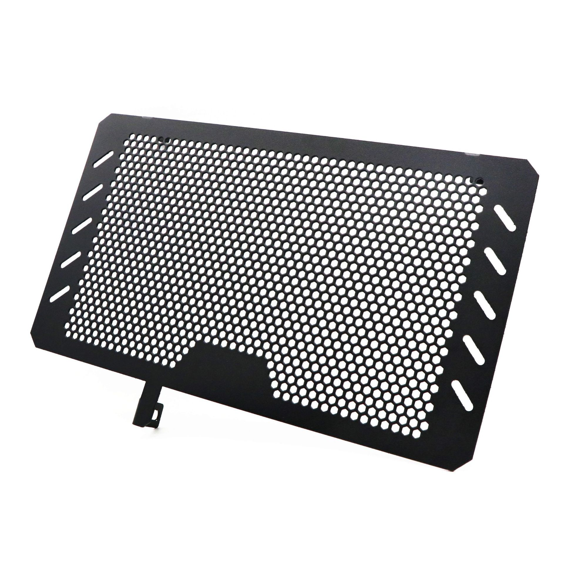 Radiator Grille Guard Water Cooler Protector For SUZUKI DL650 V-STROM 13-18 black