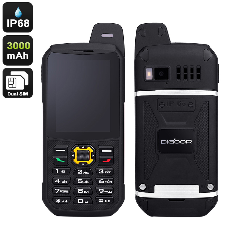 DIGOOR Rugged Phone