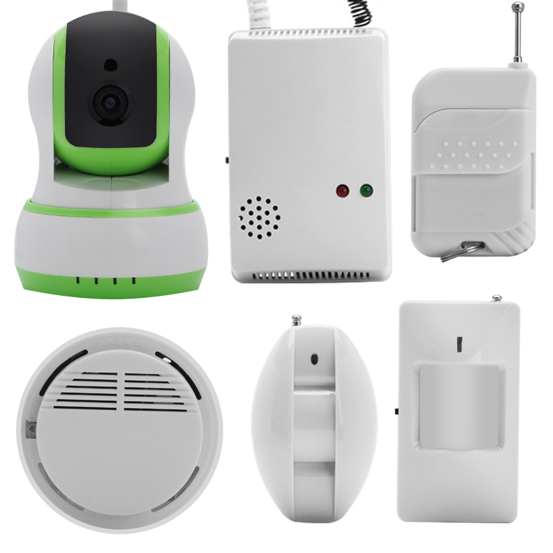 Smart Home Safety + Security Kit