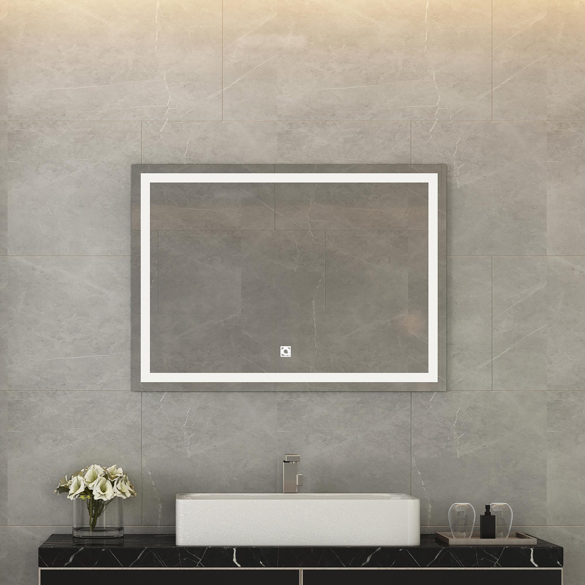 [US Direct] Bathroom Vanity LED Lighted Mirror