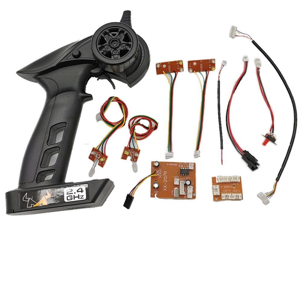 MN 2.4G Full Proportional KIT Car Version Transmitter Remote Controller for MN 90 91 96 99 99S KIT set (without battery)