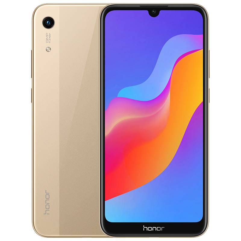 Huawei HONOR 8A 3+32GB Smartphone Gold