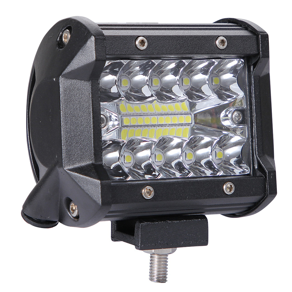 200W LED 3 Rows 4inch Work Light Bar Driving Lamp