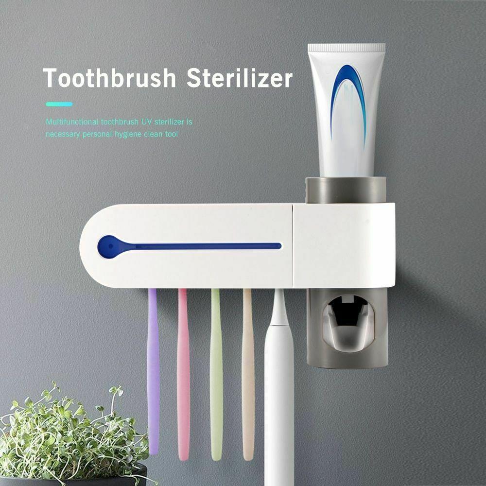UV Light Toothbrush Holder
