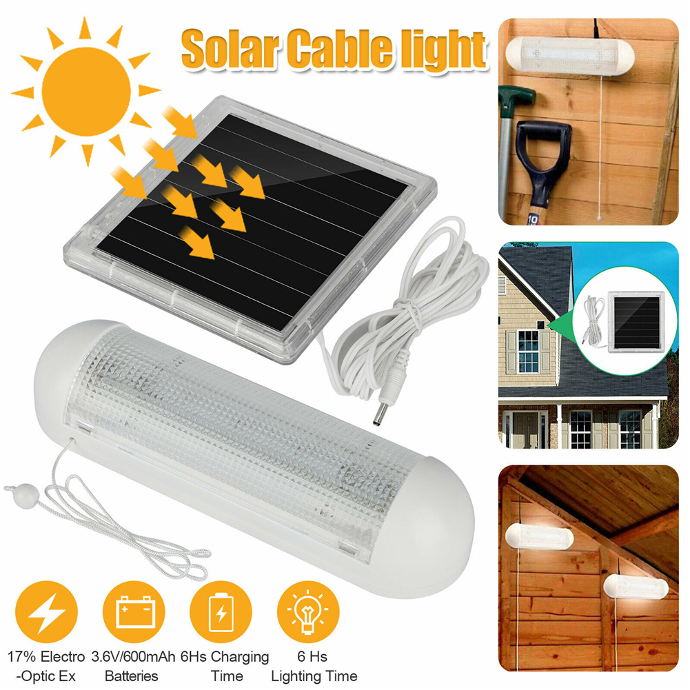 1 Set Of Solar  Powered  Lamp Light Adjustable For Garage Garden Courtyard Path Solar garden light