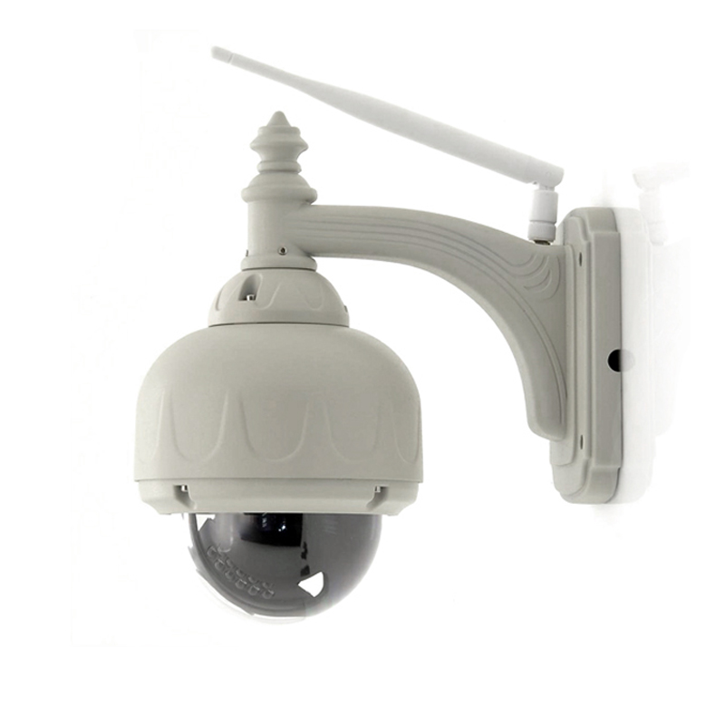 Outdoor Dome IP Camera - Phantom