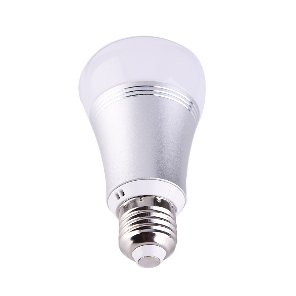 LED Wifi RGB+ White Light Bulb 7W_E27