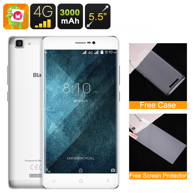 Blackview A8 Max Smartphone (White)