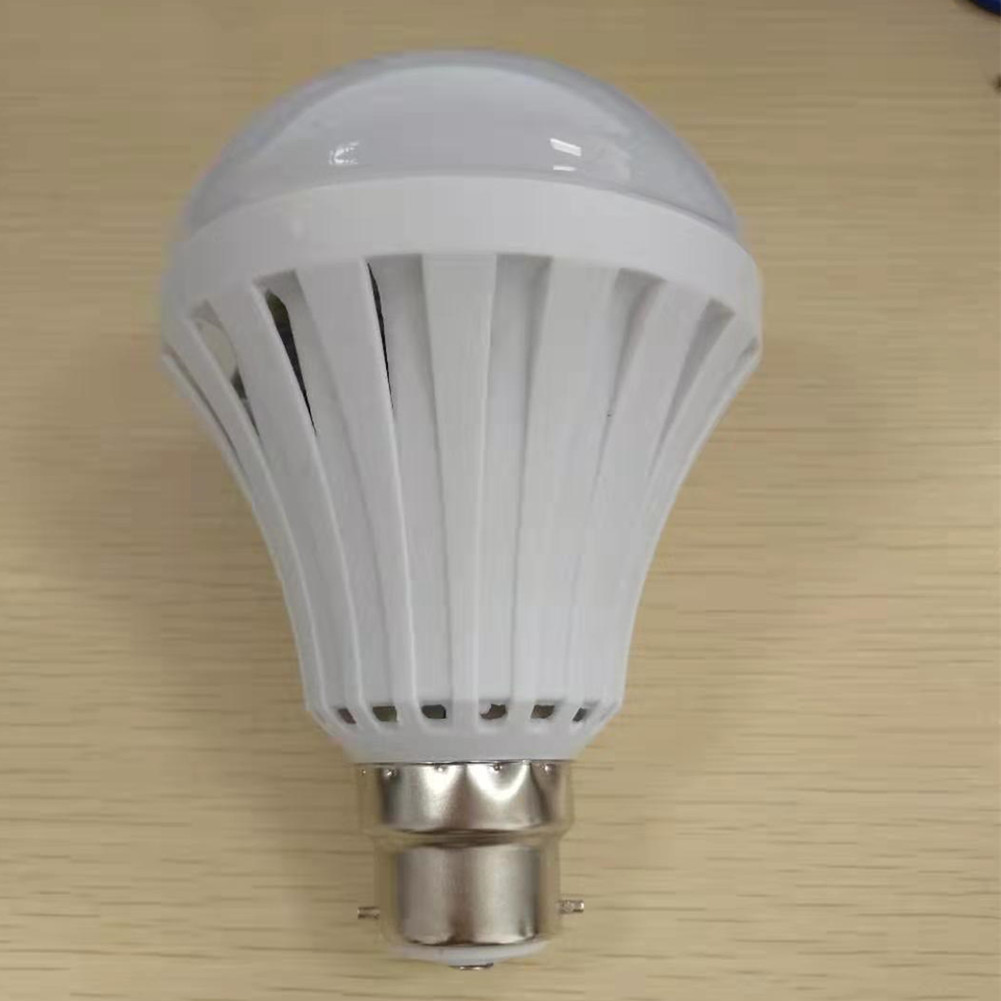 7W/9W/12W LED Automatic Charging Emergency Bulb Lamp B22 Engineering emergency light with packaging 85-265V