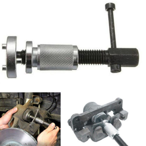 Repair Tool for Disc Brake Pad Spreader Caliper Piston Compressor Press