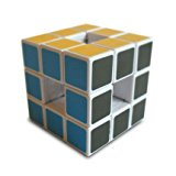 [EU Direct] Lanlan Void Puzzle Speed Cube White 3x3x3