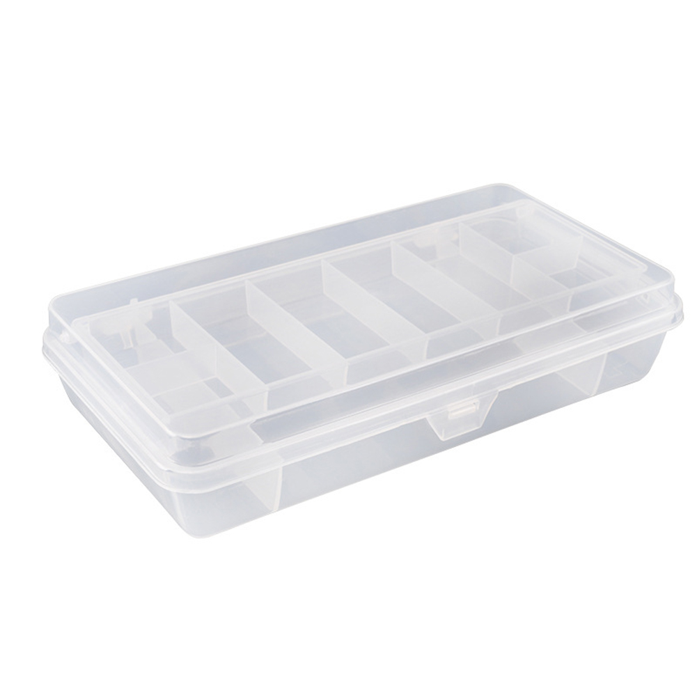 Double-layer Multi-function Fishing Box Super Strong Fishing Tools