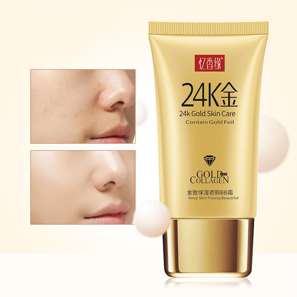 Foundation Makeup Base Liquid Foundation BB Cream Concealer Whitening Moisturizer Lasting Natural Make-up