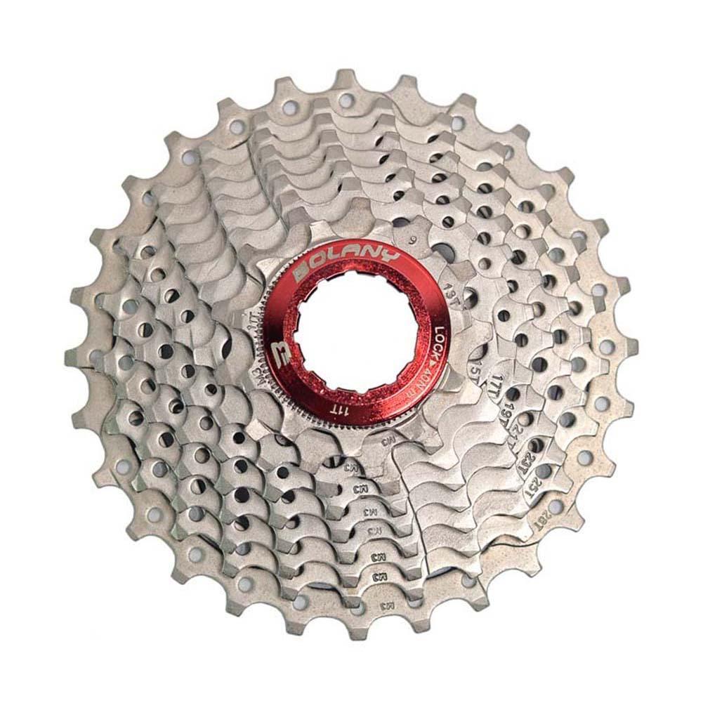 MTB Bike Freewheel 8S/9S 25 28 32 40 42T MTB Mountain Bike Flywheel 8 9 Speed Cassette Sprocket Silver_9 speed 28T