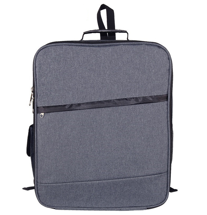 Backpack Case Drone Bag Backpack for Hubsan X4 Pro H109S RC Quadcopter RC Drone gray