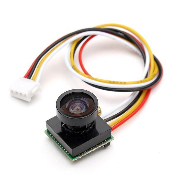 600TVL 170 Degree Mini Color Video FPV Camera Quadcopter Accessories NTSC system