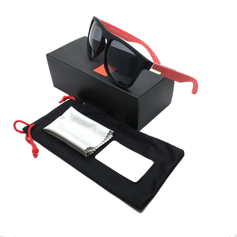 Stylish Men Women Outdoor Sunglasses UV400 Lightweight Clean Vision Sunglasses 10