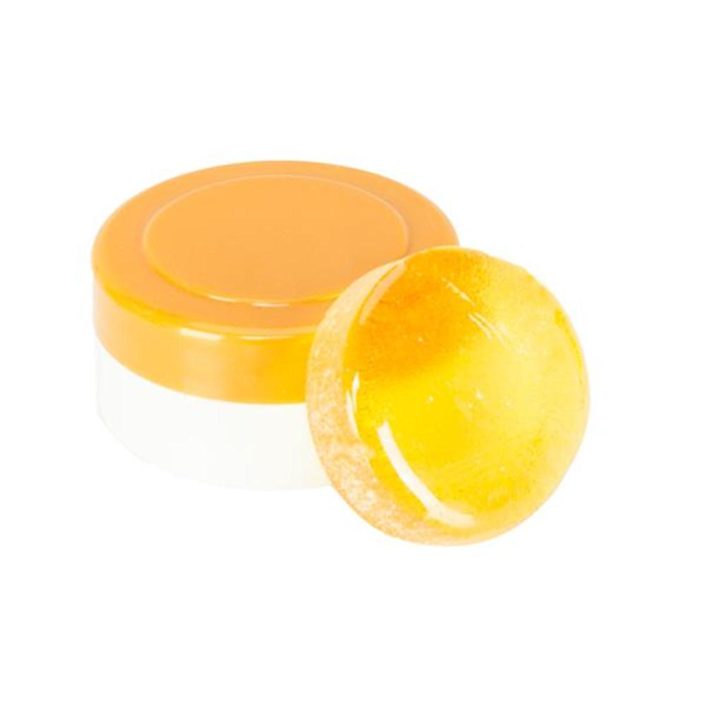 [US Direct] Rosin Round Box Of Yellow Rosin For Violin Viola Cello Natural Non-allergenic Rosin yellow