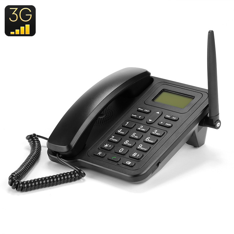 Fixed Wireless 3G Desk Phone - USA