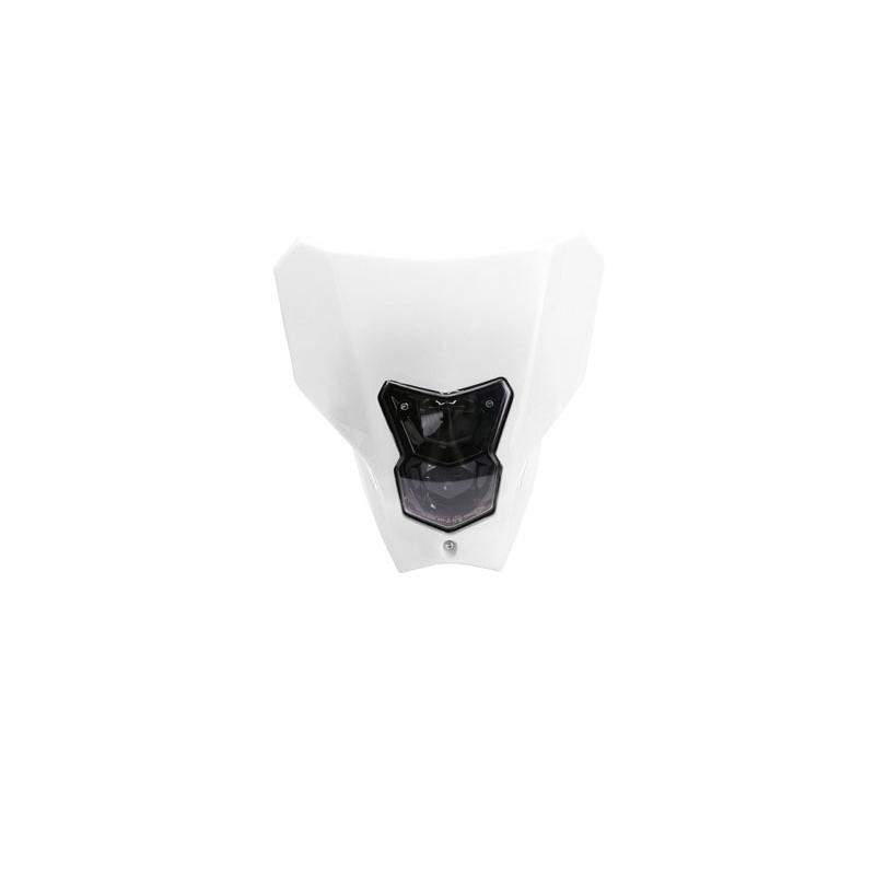 Motocross 12V LED Front Headlamp for KTM Honda CRF450L XR 19-20 white