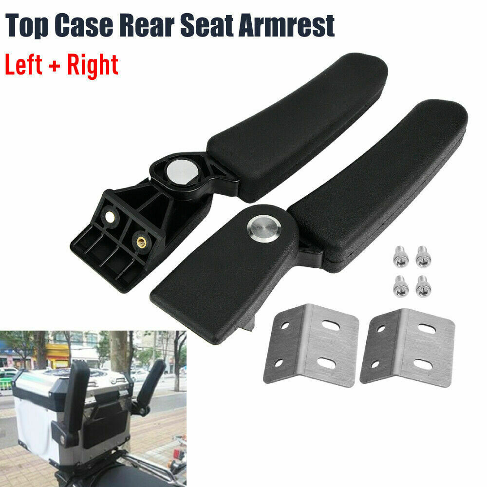 Motorcycle Rear Folding Passenger Seat Armrest Case for BMW R1200GS Waterbird /LC ADV