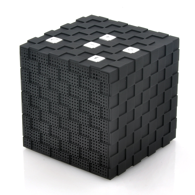 Bluetooth Speaker + Phone Caller - Magic Cube