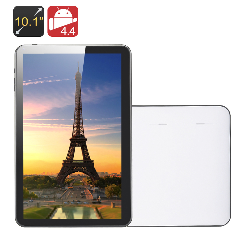 10.1 Inch Quad Core Tablet PC 'Kappa' (White)