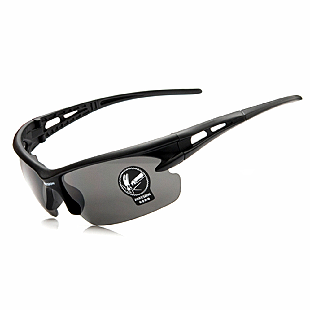 Unisex Sport Glasses Windproof Ultraviolet-proof Explosionproof Cycling Sunglasses for Outdoor Activities