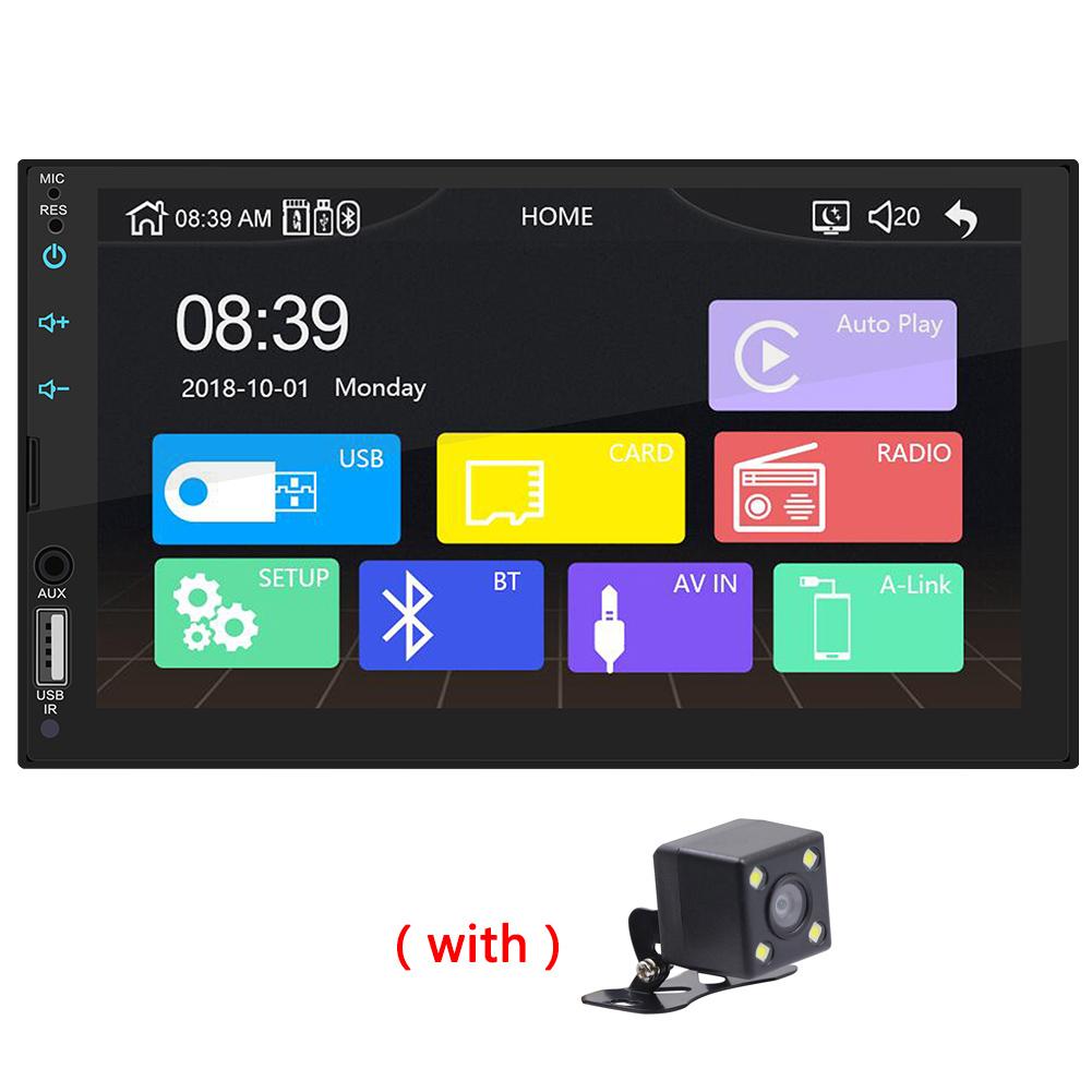 7 inch HD Car Stereo Radio