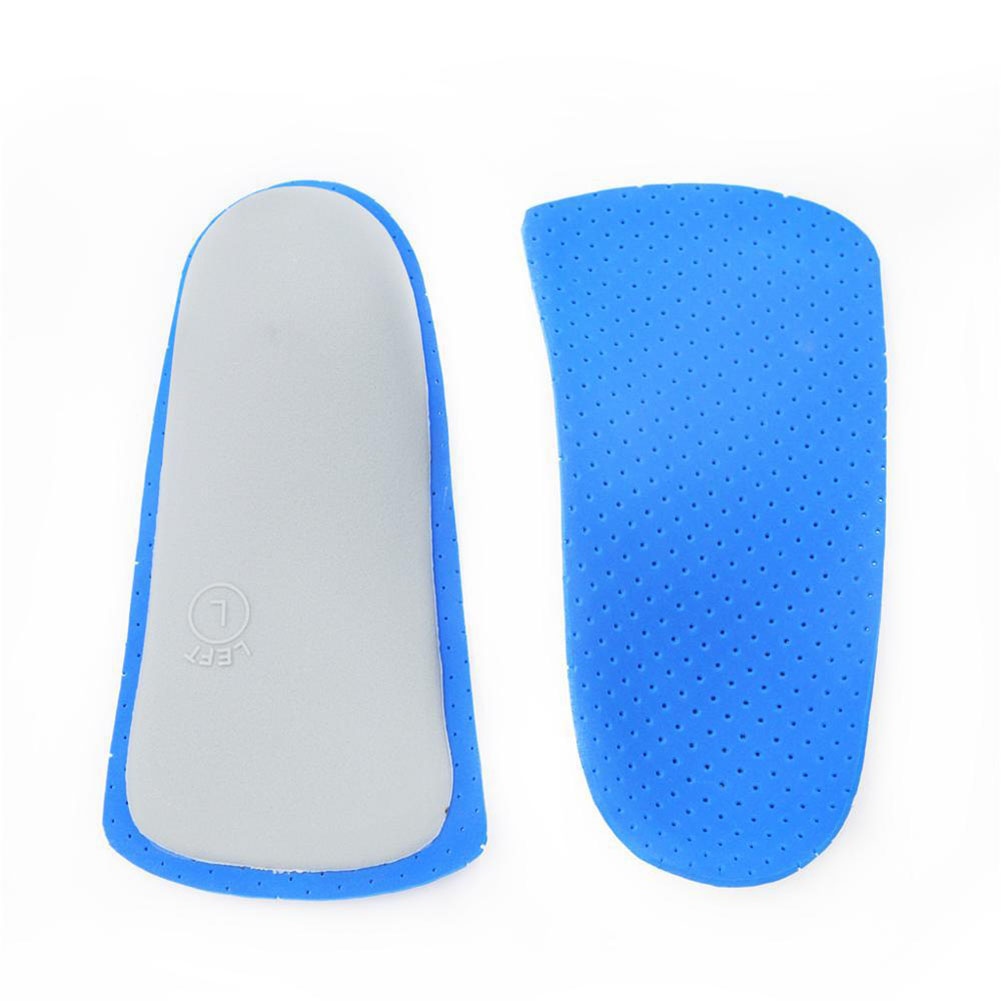 Unisex Anti Slip Pad Semi Arch Correction In Eight Flatfoot Arch Support Movement Half Pad